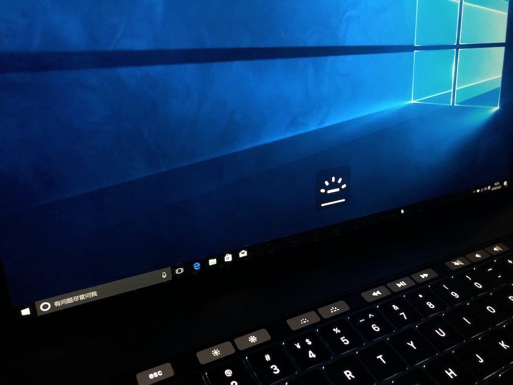 Windows 10 on MacBook Pro
