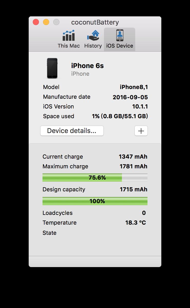 iPhone 6s Problem 05