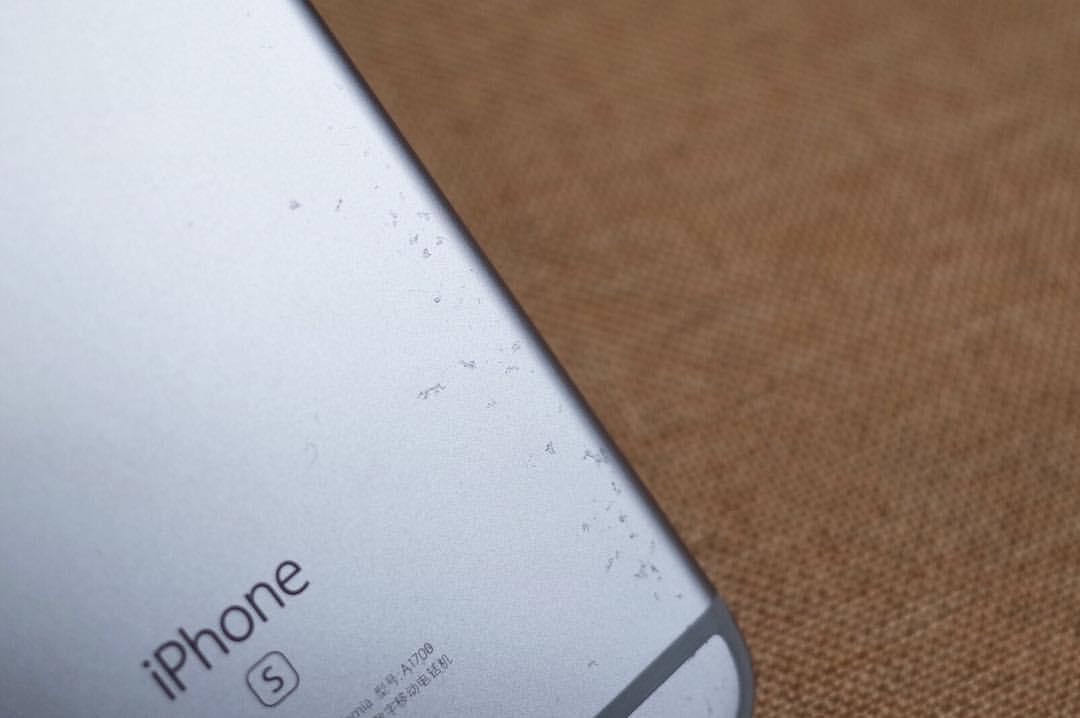 iPhone 6s Problem 01