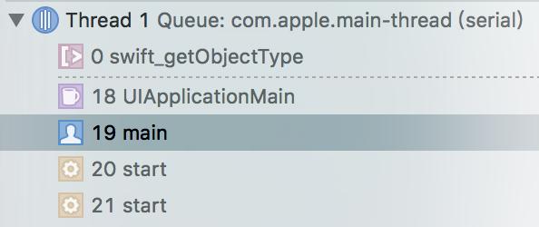 Xcode Swift 4.1 Crash